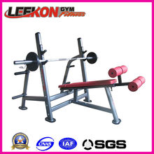 fitness and exercise equipment decline bench