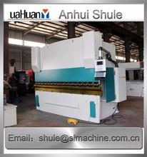 WC67Y-40/2200CNC/Hydraulic Press Brake high quality, CNC System for bending machinery