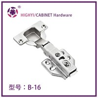 35mm cup vertical dtc soft close cabinet hinges