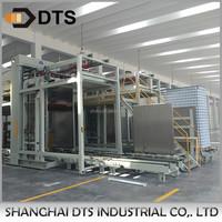 Packing machine auto high speed depalletizer system