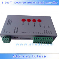SD Card T1000S rgb led video controller