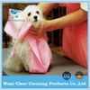 New Products top-selling microfiber pet washing/cleaning towel/cloth(top quality)