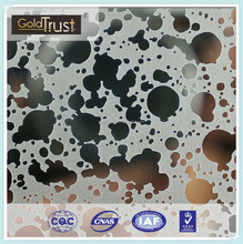 Etching Stainless steel sheets- SUS304/316/430 Mirror Etching sheet