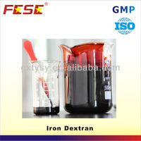 Top injected grade iron veterinary medicine for poultry