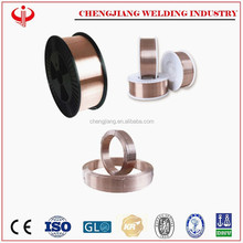 Alibaba prices per ton best arc copper welding wire types ER70S-6 europe