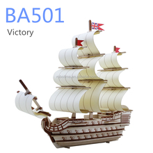 Ship model for adult