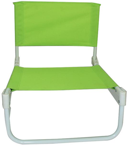 Lightweight Portable Steel Kids Folding Beach Chair. C1202 2