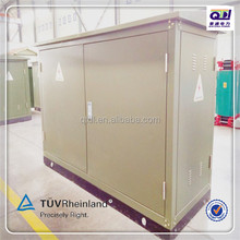 GRP cable distribution box