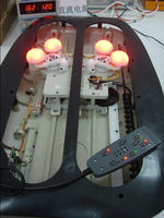 ESINO Manufacturer Massage Bed Vibrating Motor