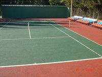 Outdoor Tennis Court Rubber Flooring, Rubber Flooring For Outdoor Sports Court -FN-D-15010904