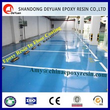 Better Weather Resistance Modified Alicyclic Amine Curing Agent DG7627 for High Gloss Topcoat