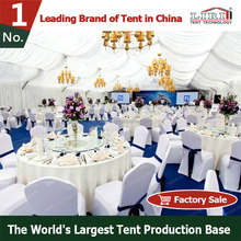 Temporary outdoor air dome tent for outdoor events with Clear Windows