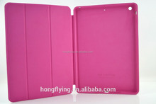 promotional PU leather case for ipad Air 2 with high quality
