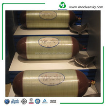 Low Price ECE R110 25MPa 145L Composite CNG Gas Cylinder for Car