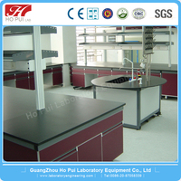 Free Design chemical island bench lab furniture supplied from china used in different laboratory