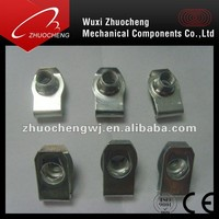 A2 A4 65Mn M8 U clip spring nut with ISO certification