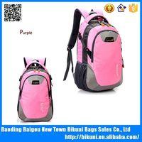 Waterproof outdoor sport backpack travel bag backpack school bag