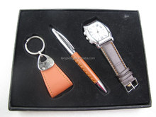key chain+watch +pen suits,Advertising promotional pen gifts,pen gift setsTS-p00145