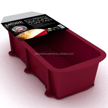 New Product Launch in China BPA Free silicone soap molds loaf