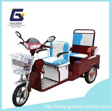 2015 new double seat adults electric tricycle(GL13)