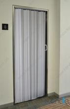 2015 PVC cheap interior Hot sell wholesale Cheaper folding door