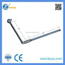 Feilong continus high temperature thermocouple for molten cooper/zinc/magnesium/aluminum liquid