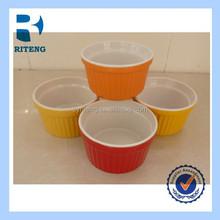 embossed color glaze stoneware ceramic- mug direct from china
