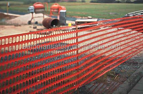 Orange safety fence barrier buy