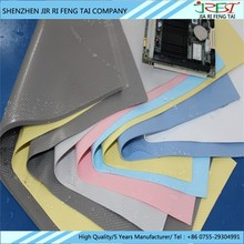 3.5w/mk UL thermal conductivity sticky rubber silicon gap filler for CPU