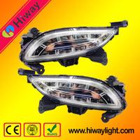 Manufacturer atractive price auto led daytime running light for hyundai sonata 8 car parts