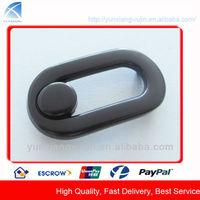 YX7664 Fashion Oval Eyelet Metal Button