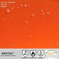 260gsm Flame Retardant Cotton Fabric for Protective Coverall