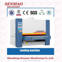 wood floor wide belt sanding polishing machine/sander with high quality and lowest price