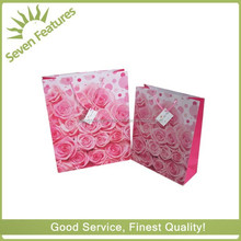 valentine day paper gift bags decoration handmade paper bag