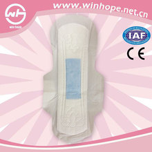 Winged Shape and Regular Type sanitary pad