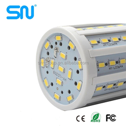 High power plastic cover CE rohs 22w e27 led light