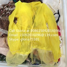 High quality mixed rags used clothing bales factories in china