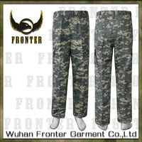 military army cargo camo combat work pants trousers/ tactical pants