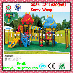 Outside playground equipment, park playground, park toys for children JMQ-P028A