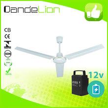 """48"""" or 56"""" solar dc ceiling fan ceiling fan brushless dc motor 3"""