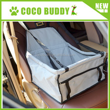 Pet dog booster seat on car dog booster seat foldable pet bag best selling
