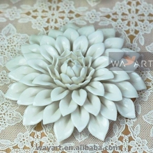 Gorgeous Ceramic Flower of Handmade Flower Decoration