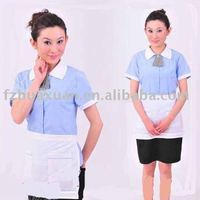 good design uniforms for women cleaning