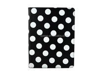 New arrival High quality genuine leather fancy cute cover case for ipad