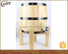 Fantasia 5L de madeira barril de vinho vinho de madeira barril com barril de vinho torneira