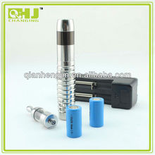 huge vapor electronic cigarette GT-S with variable voltage and watt and OLED screen