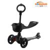 Wholesale three wheels baby push scooter