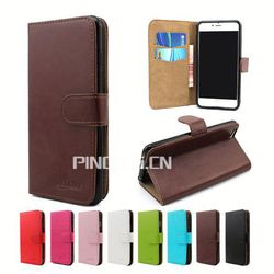 for Kazam Trooper 455 Book Style magnetic Leather Case for Kazam Trooper 455 Phone Bag Case With Stand Card Holder