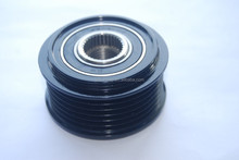 car alternator belt pulley