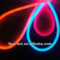 High bright CE/RoHS/UL LED Flexible Neon/Rope/Tube light